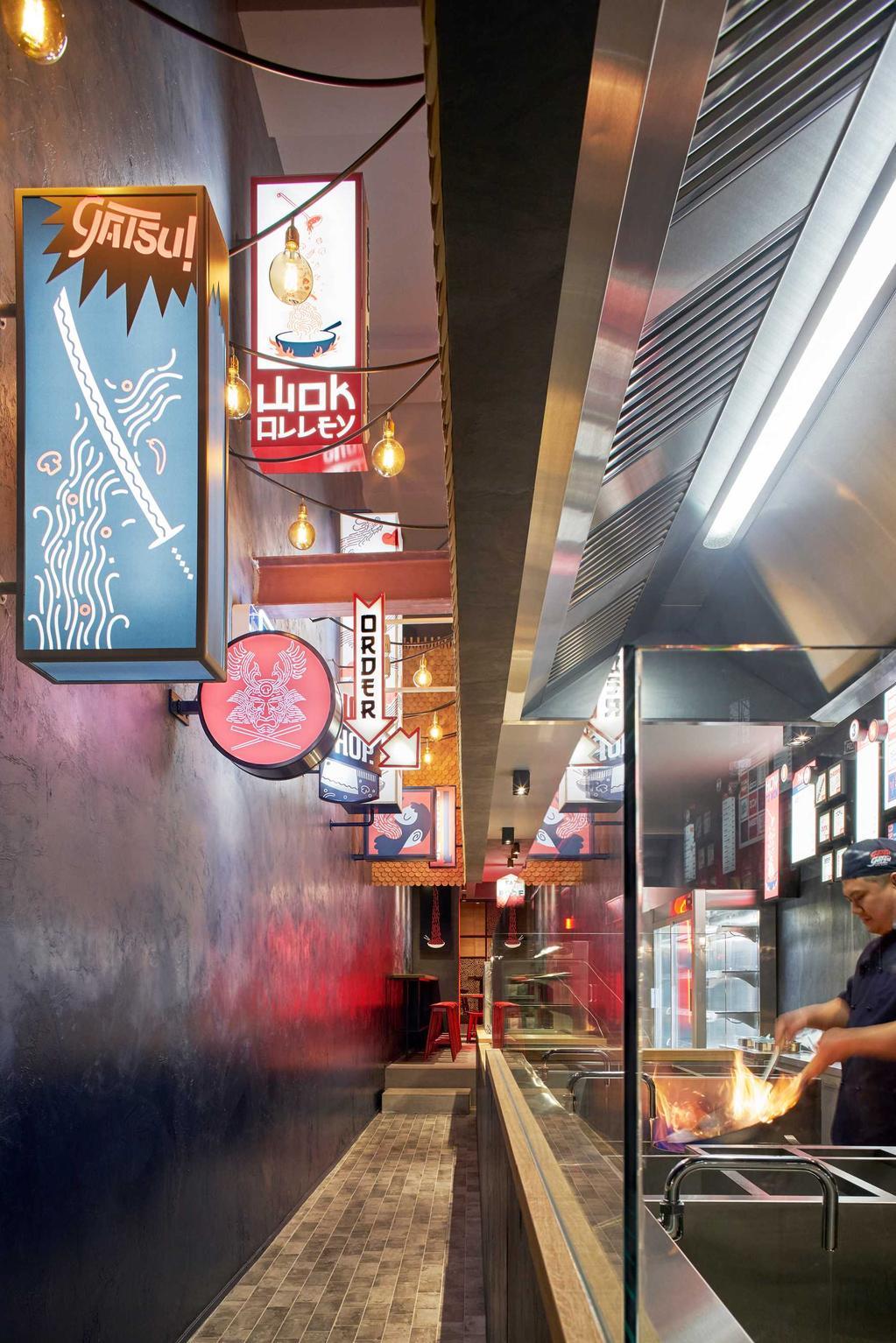 gatsugatsu aziatisch straatje restaurant