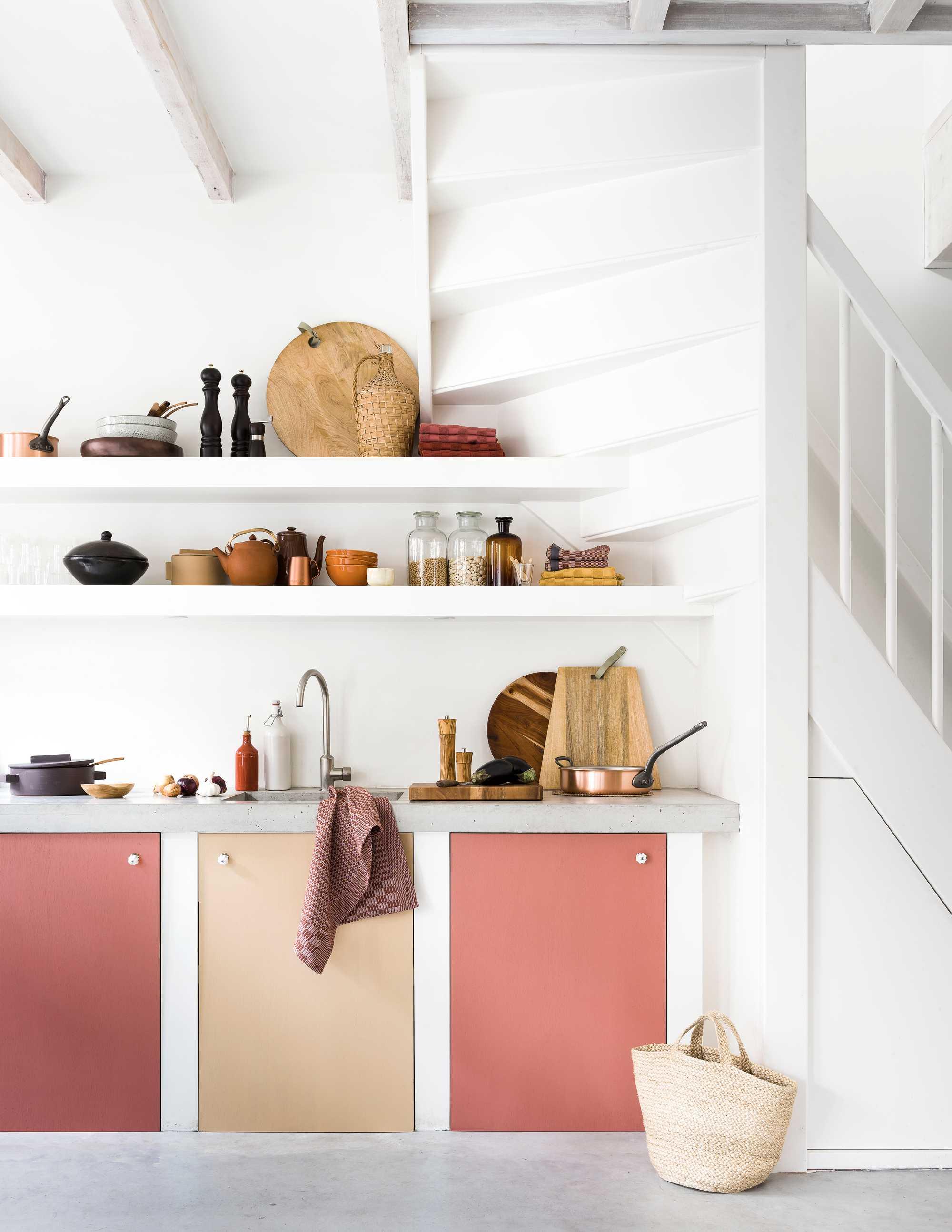 Keuken Muren Schilderen.Keukenkastjes Verven En Styling Ideeen Vtwonen