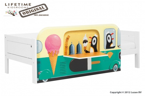 kinderbed icecream bar