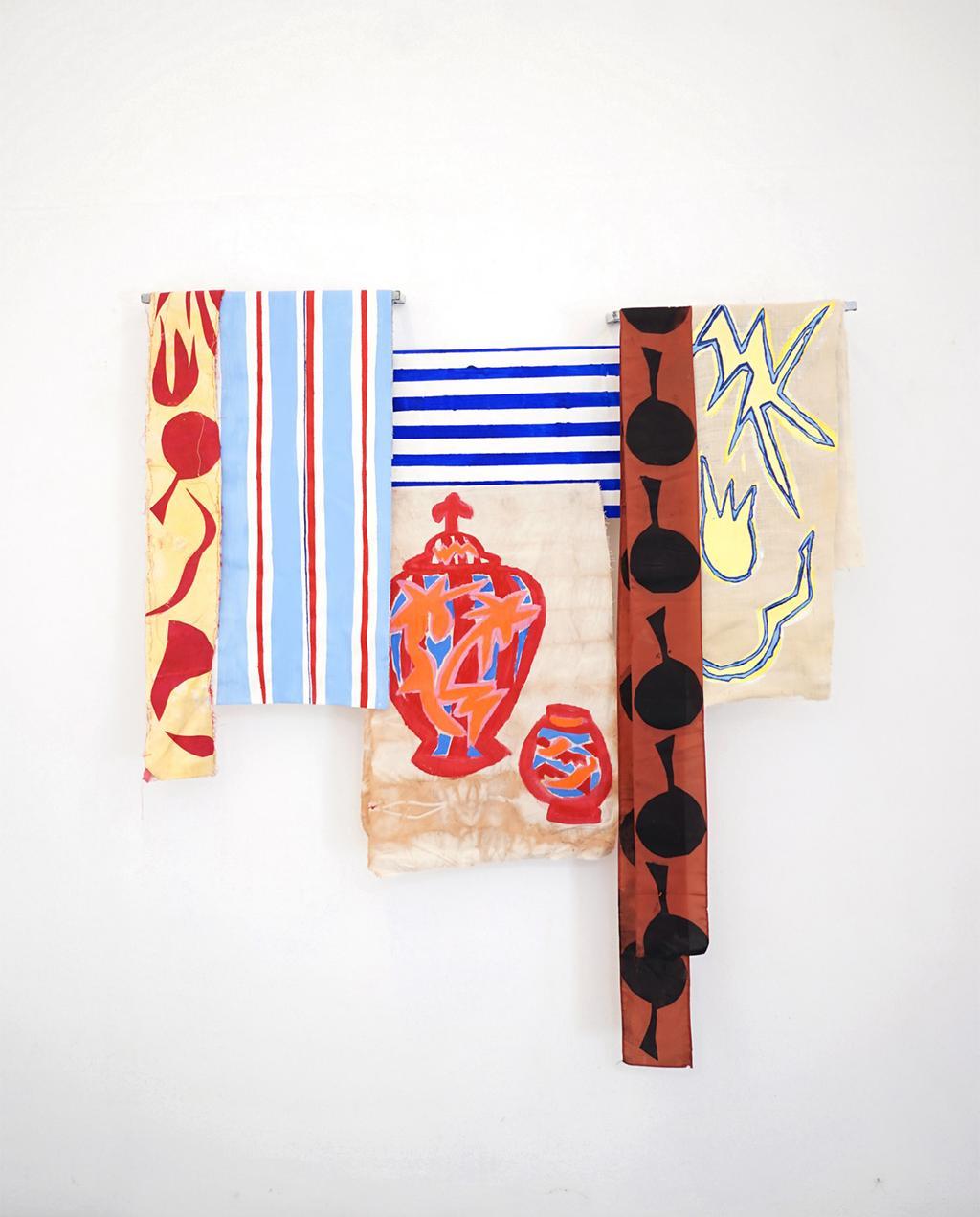 vtwonen 02-2021 | kunstwerken doeken