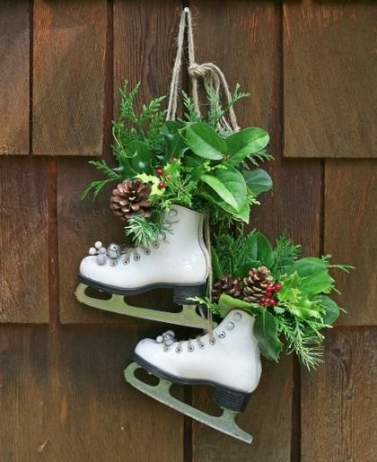 Groene schaatsen