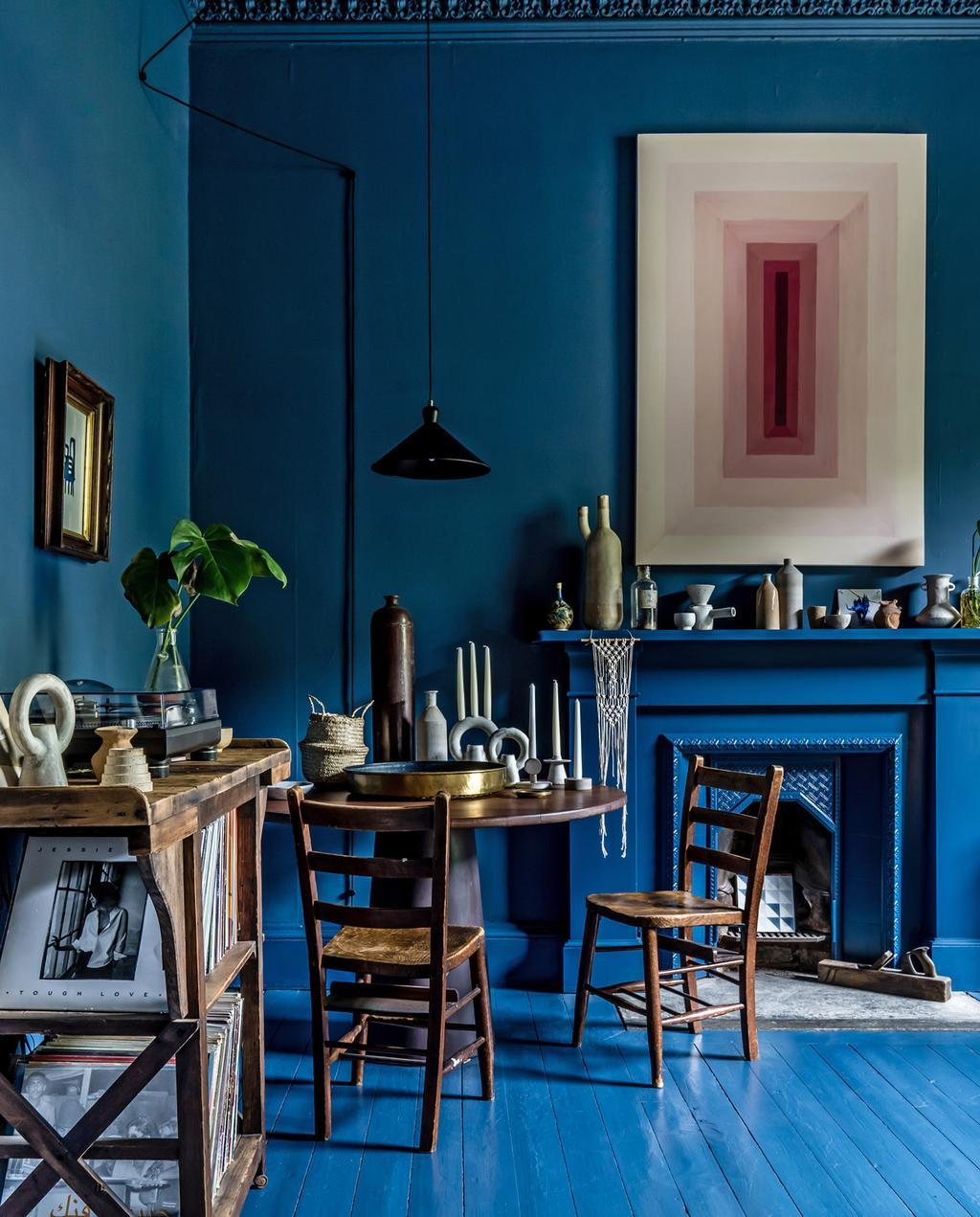 vtwonen | binnenkijken | Edinburgh | eethoek