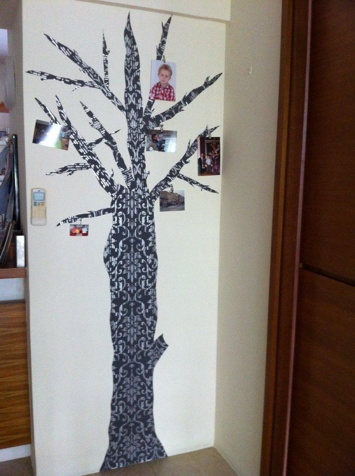 Display tree