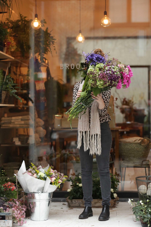Brood-Bloemen buitenkant