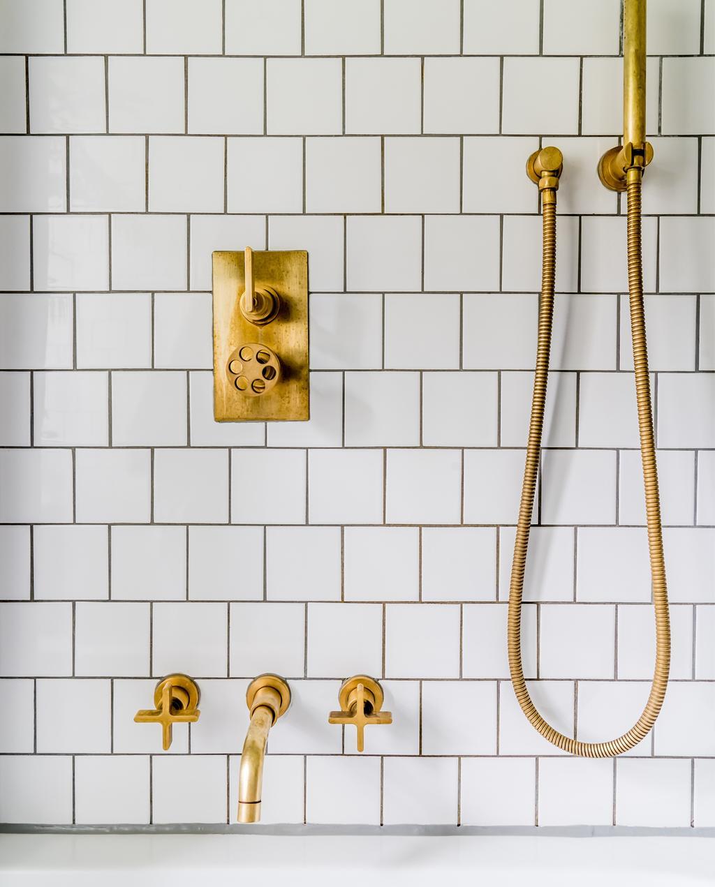 Victoriaanse badkamer Edinburgh