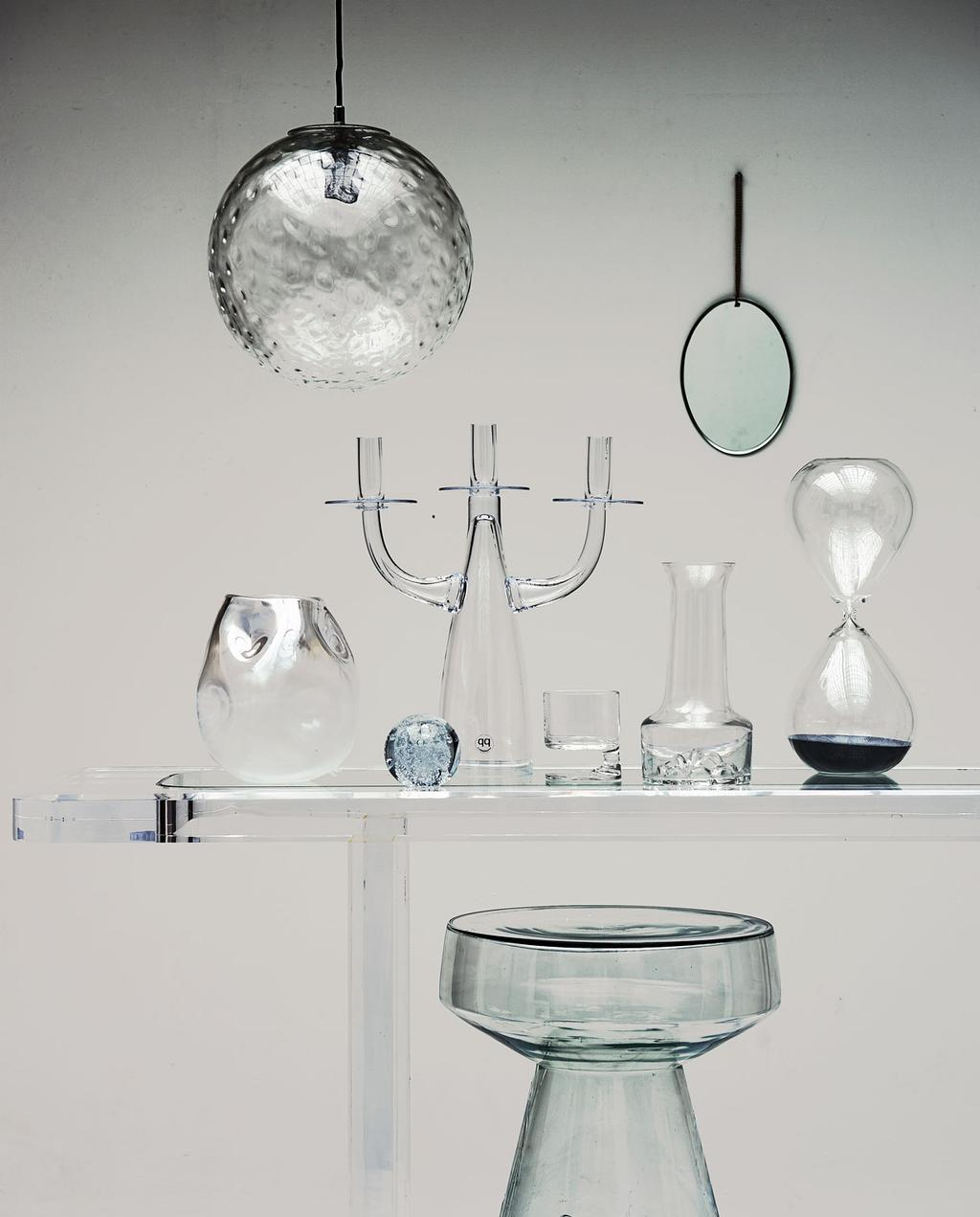 vtwonen | styling glas transparant