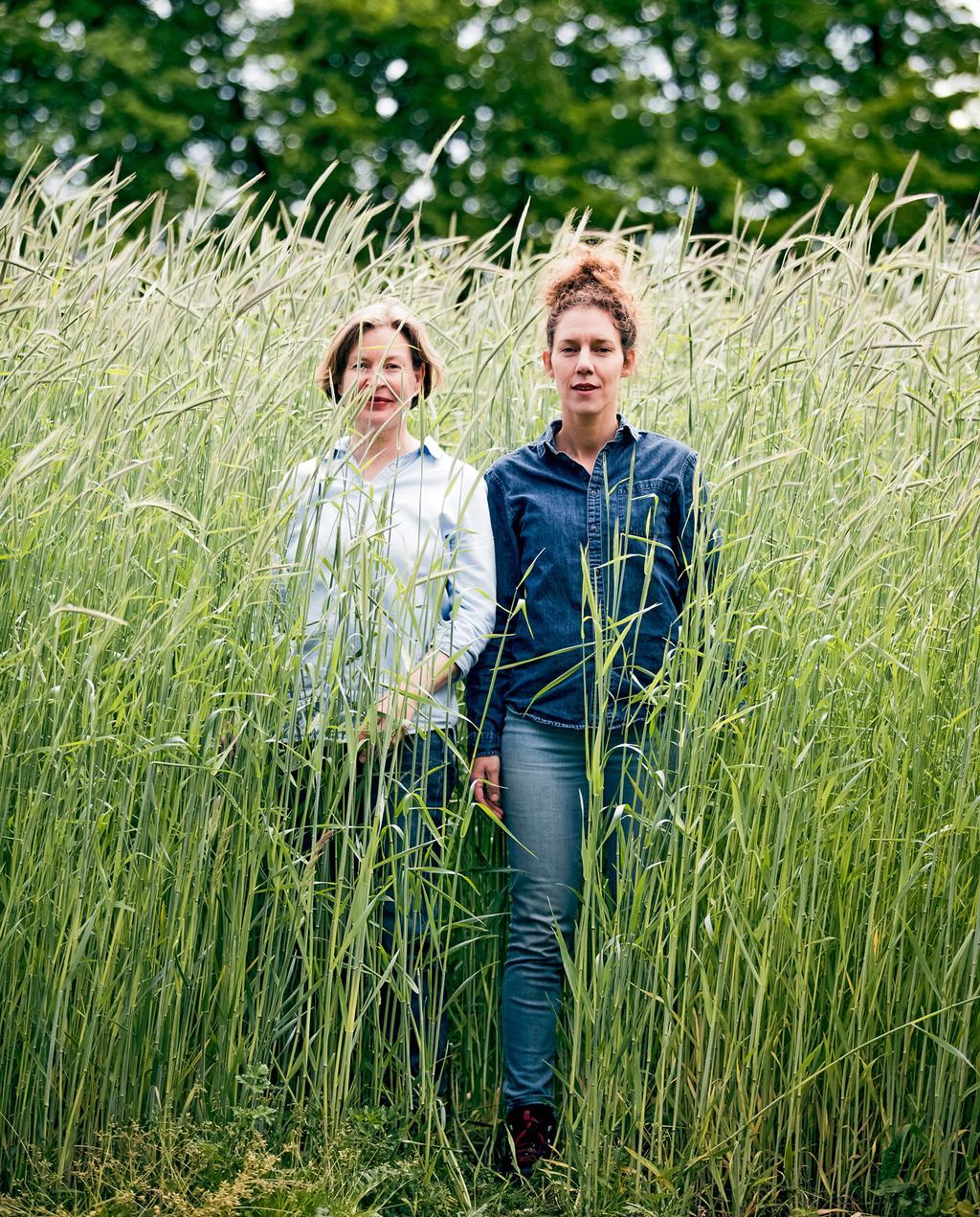 portret Mariette & Denise