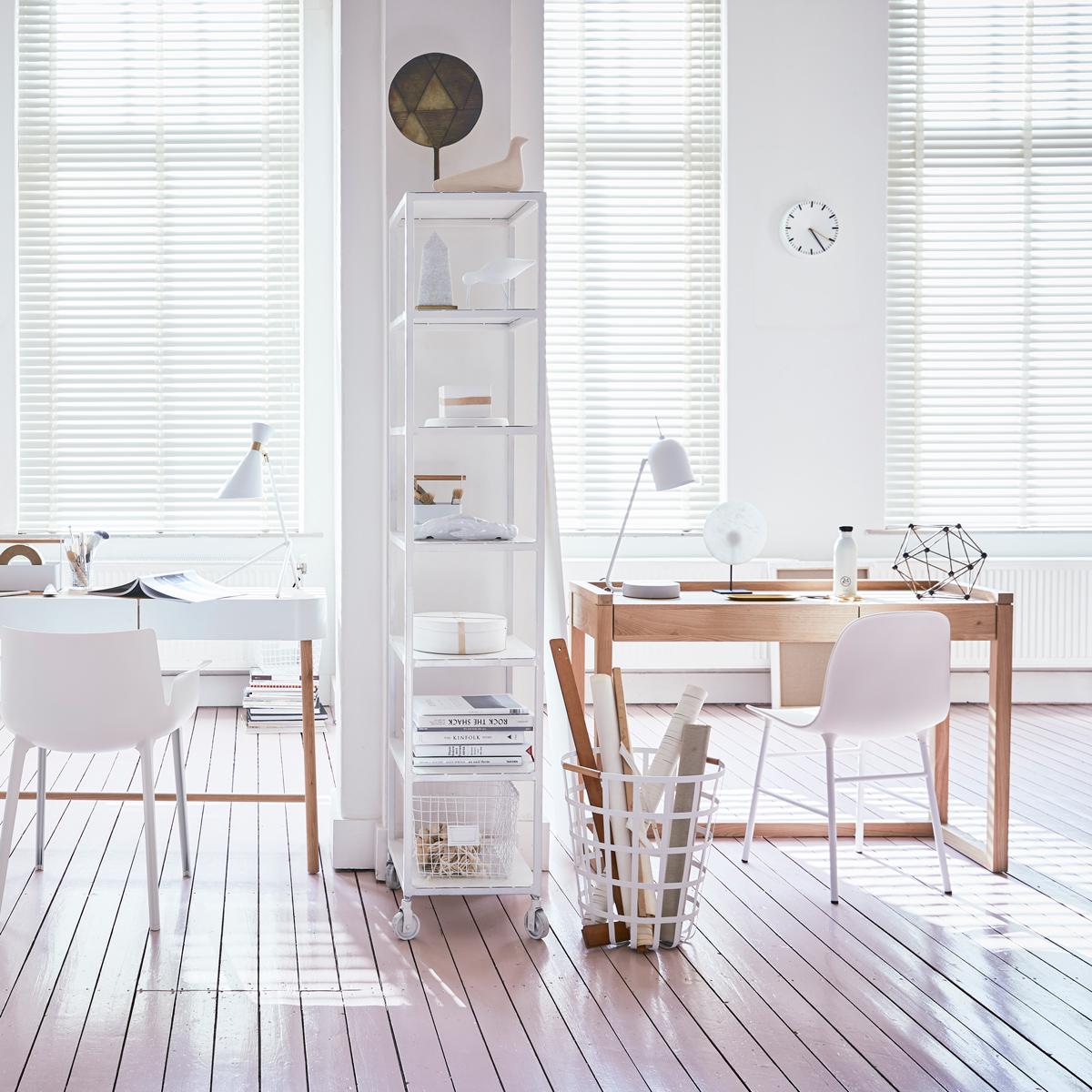 Thuiswerkplek Inrichten Tips Voor Een Stijlvol Ingerichte Werkplek Vtwonen