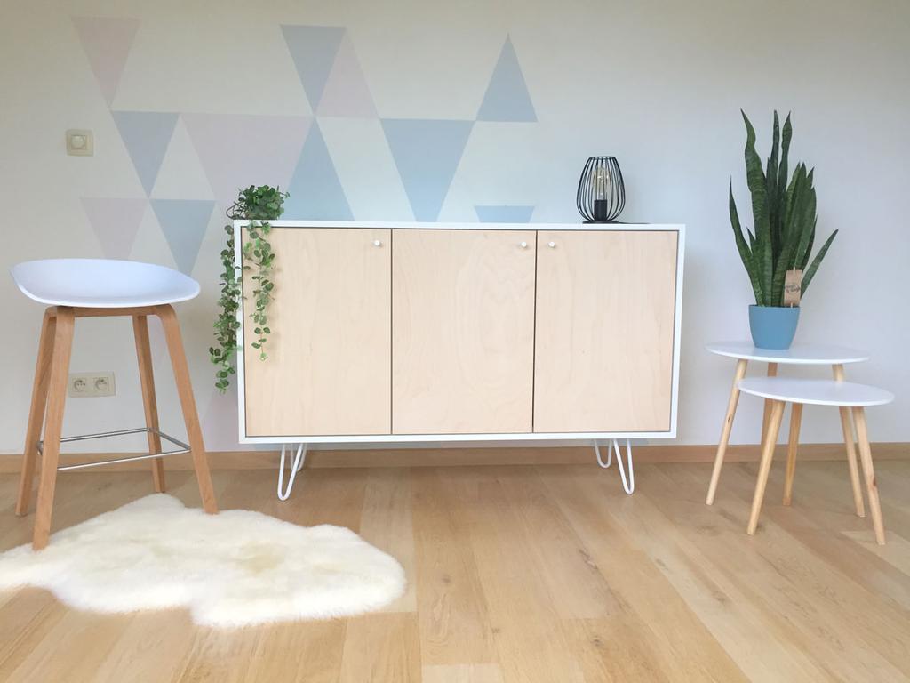 Scandinavisch designmeubel van Wilson Woods