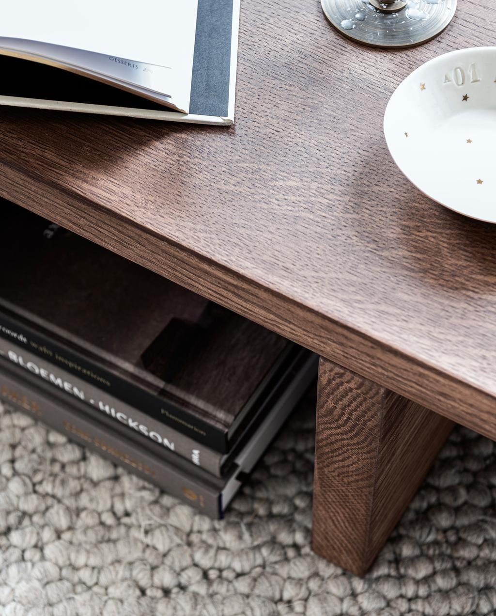 vtwonen 1-2020 | DIY salontafel woonkamer zijaanzicht