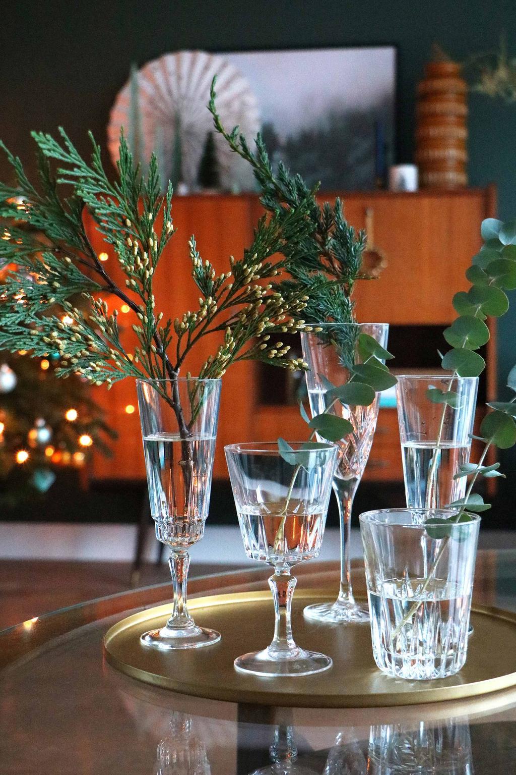 Kersttakken in glazen My Attic