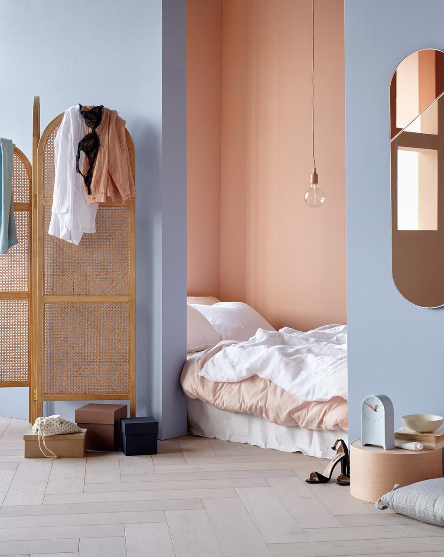 styling vtwonen pastelkleuren slaapkamer editie 6