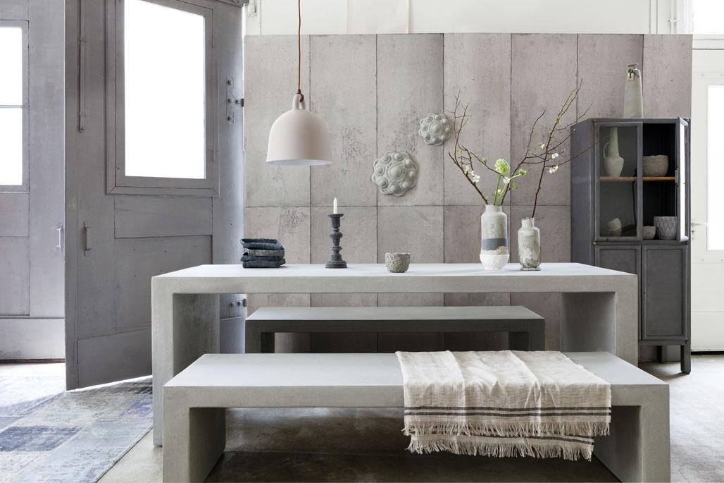grijs in huis