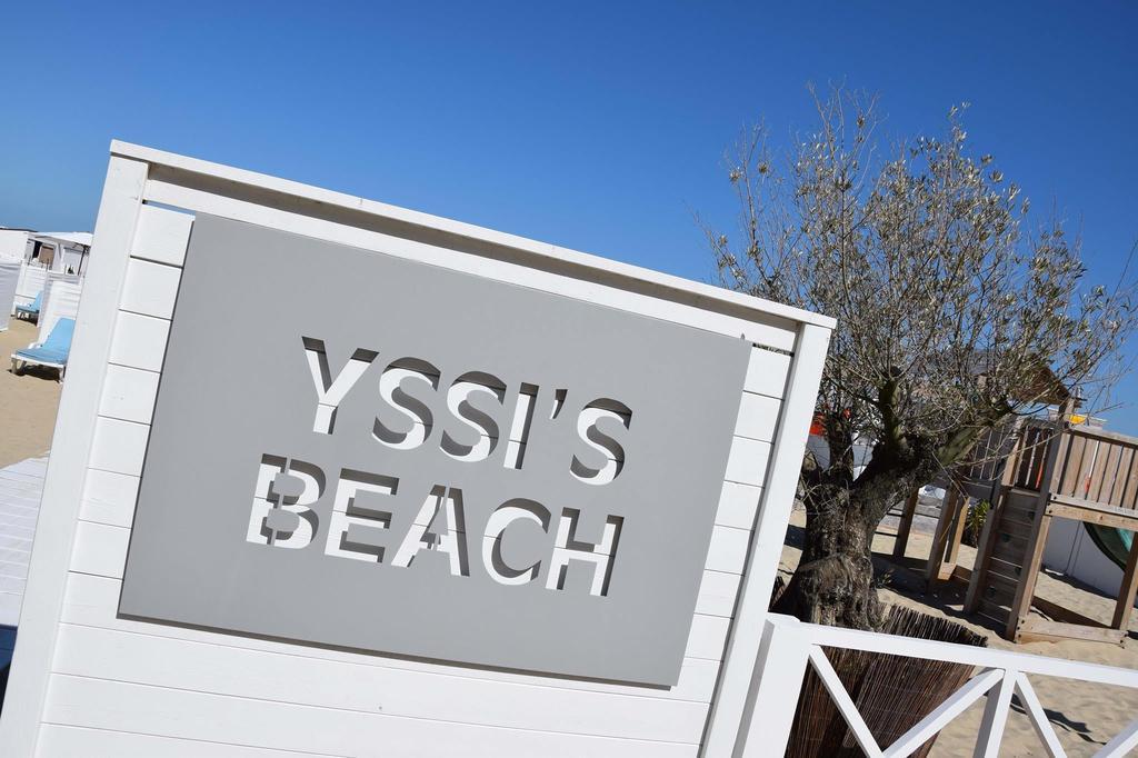 Strandbar Yssi's Beach Knokke