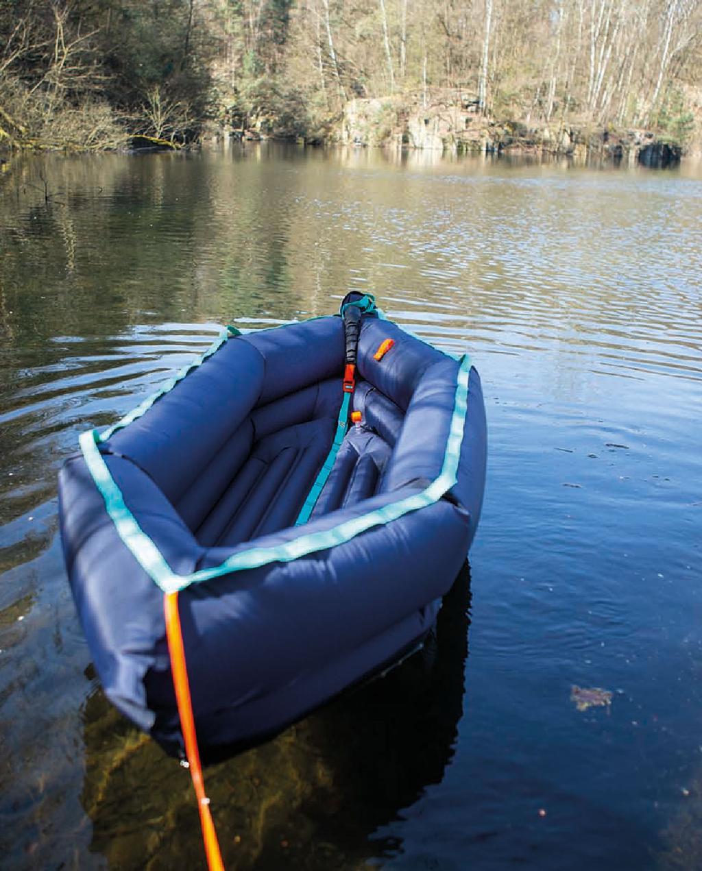 vtwonen blog StudentDesign | design voor buiten | opwerpbare oplaasboot