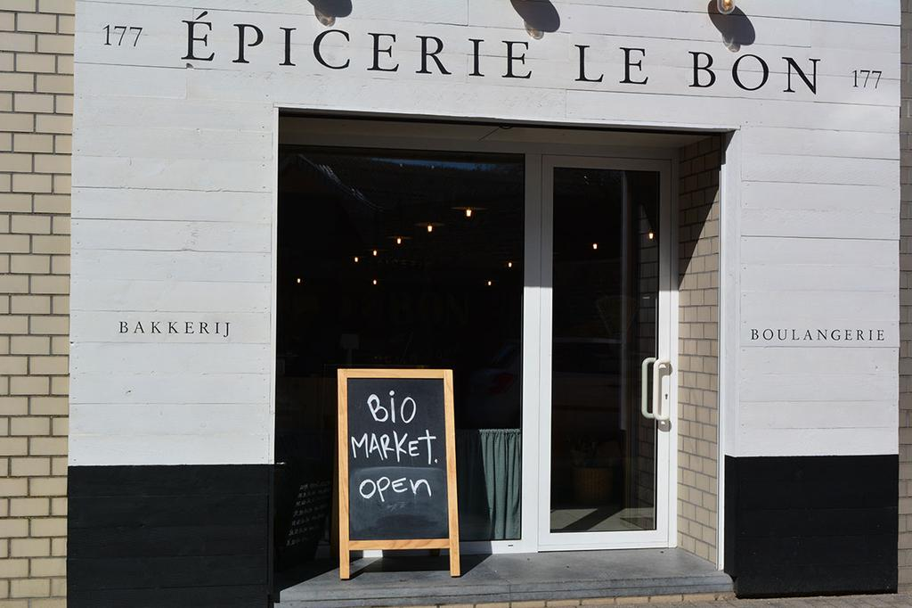 Epicerie Le Bon in Sint-Genesius-Rode