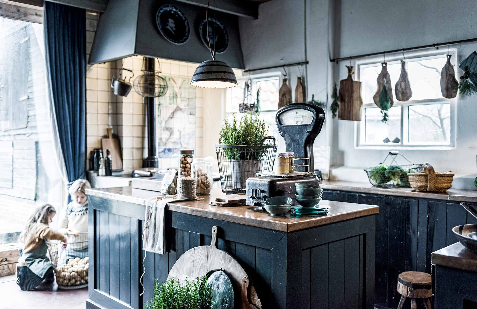 vtwonen styling keuken barn brunch