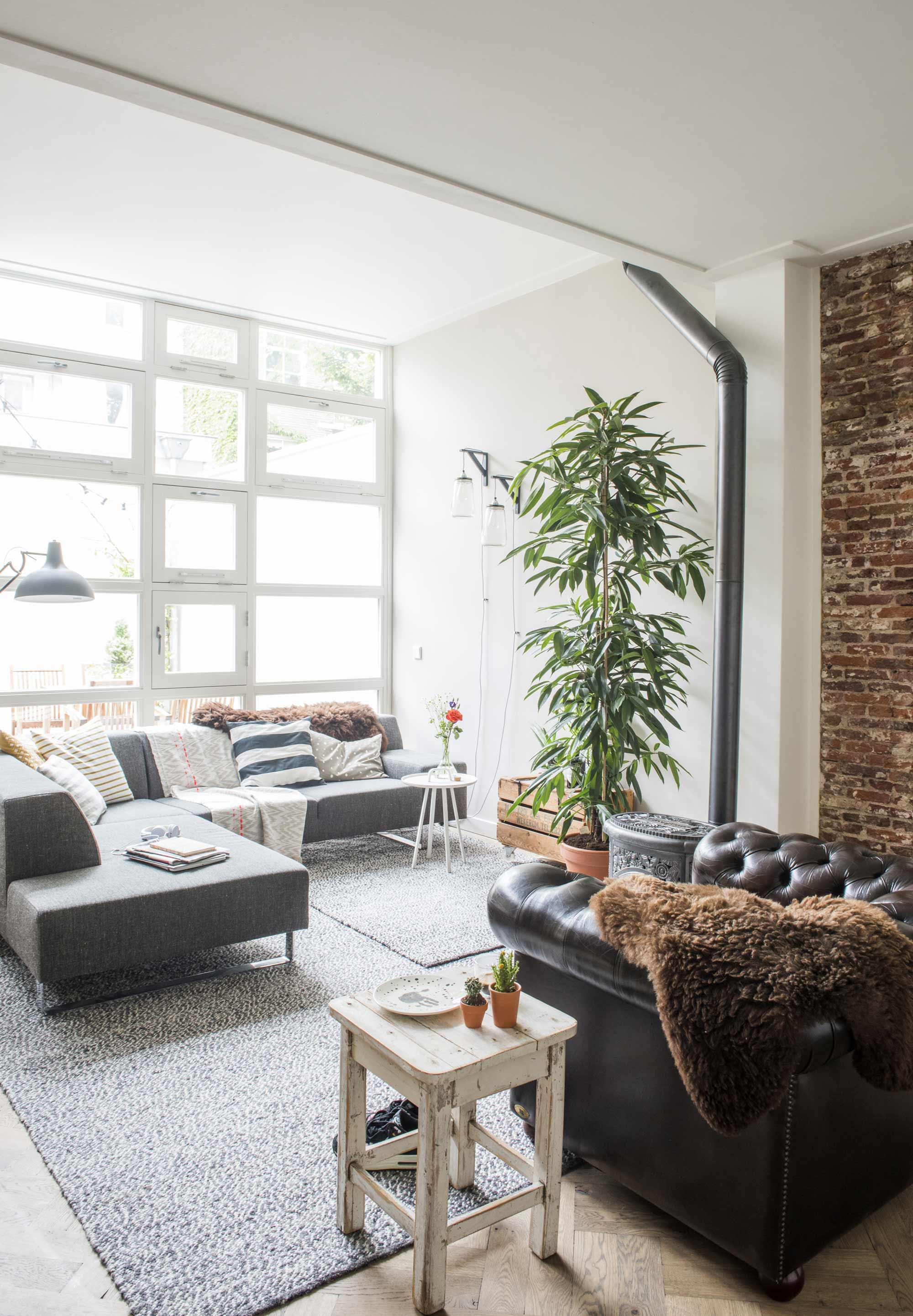 binnenkijker woonkamer inrichting leefruimte