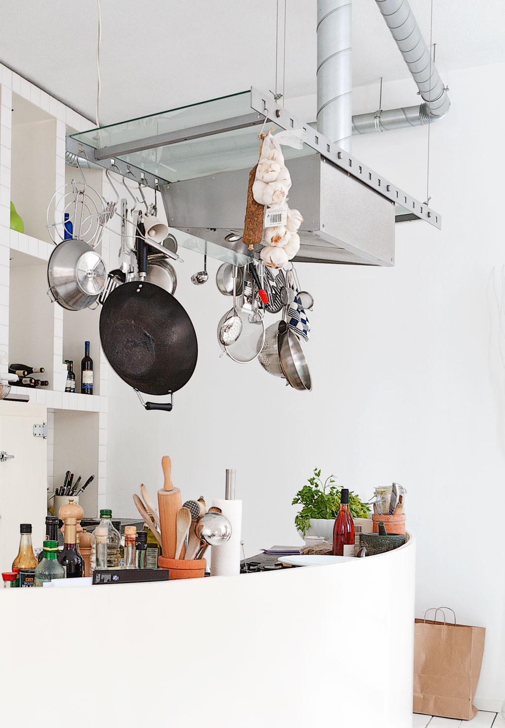 hangwerk in keuken