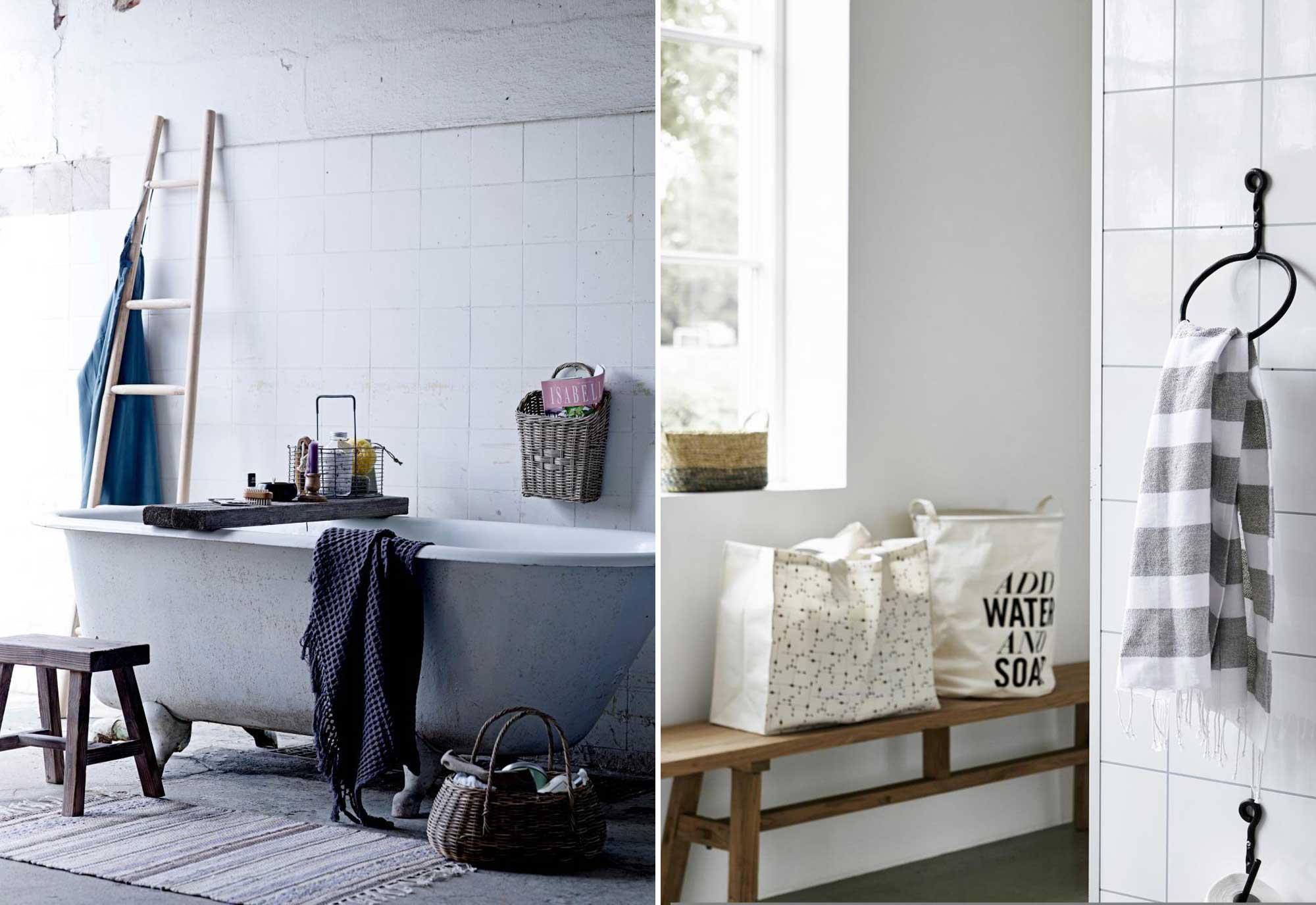 Handdoekenrek - Badkamer - Handdoek