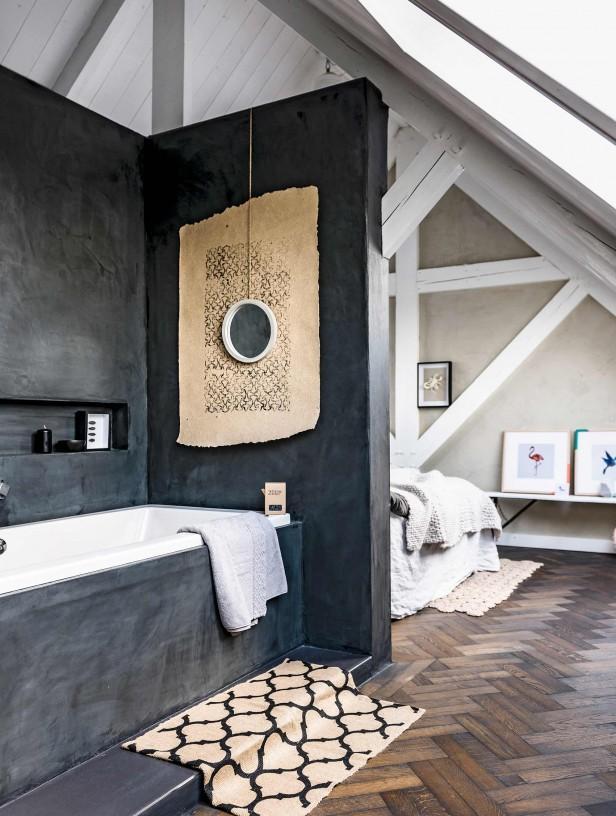 baignoire chambre
