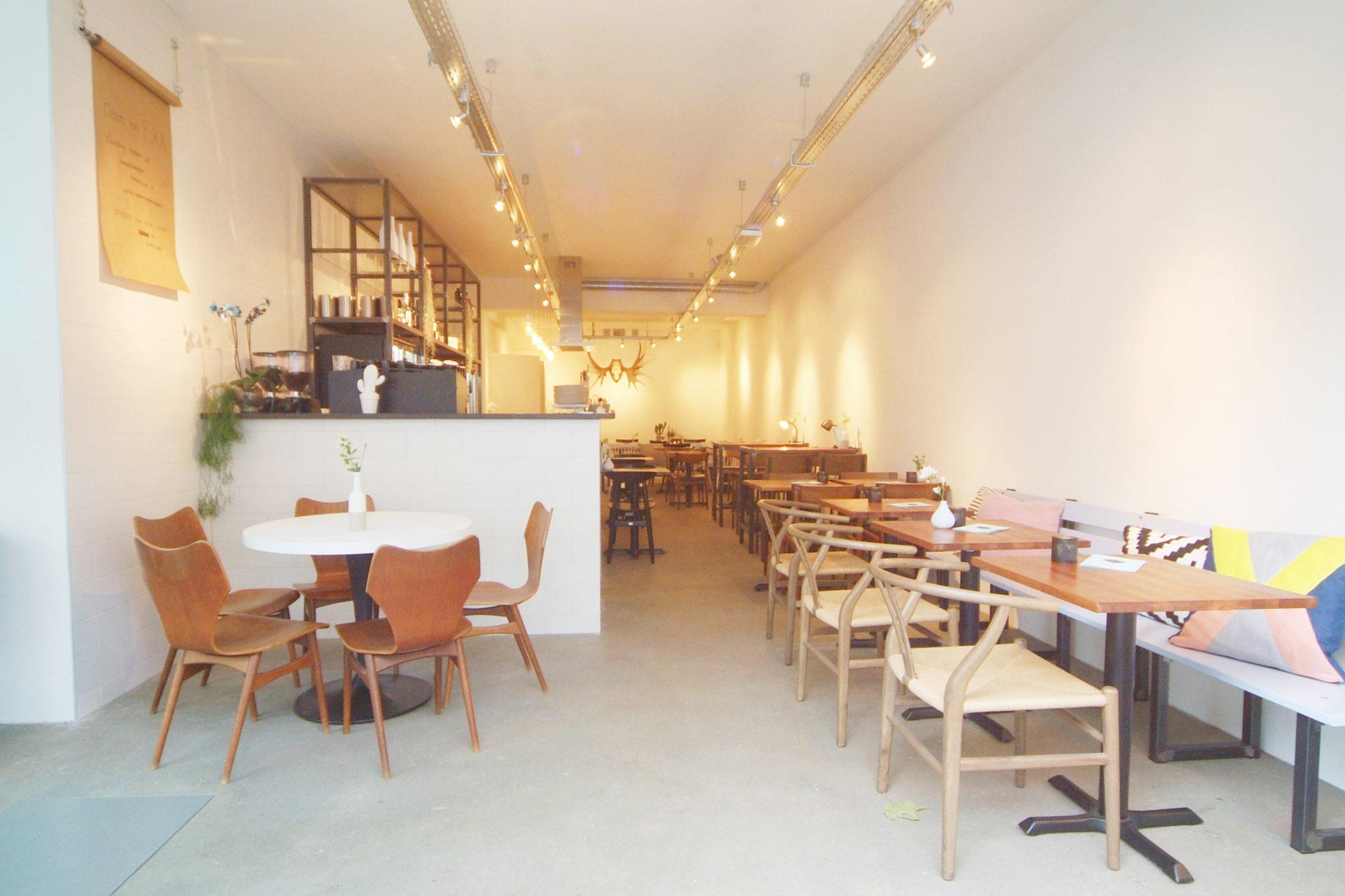 scandinavisch lunch cafe