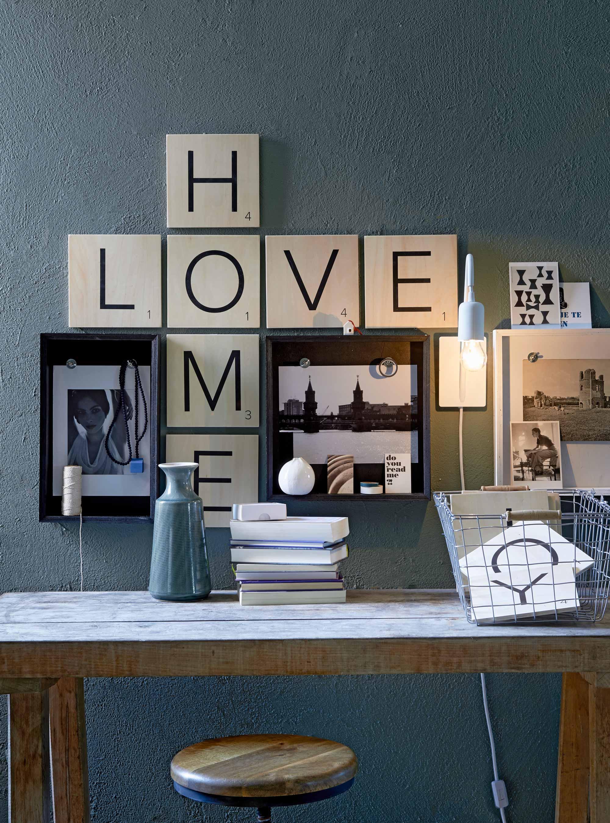 werktafels letters vtwonen huiscollectie