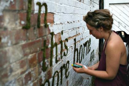 Welp Mos graffiti maken | vtwonen PP-47