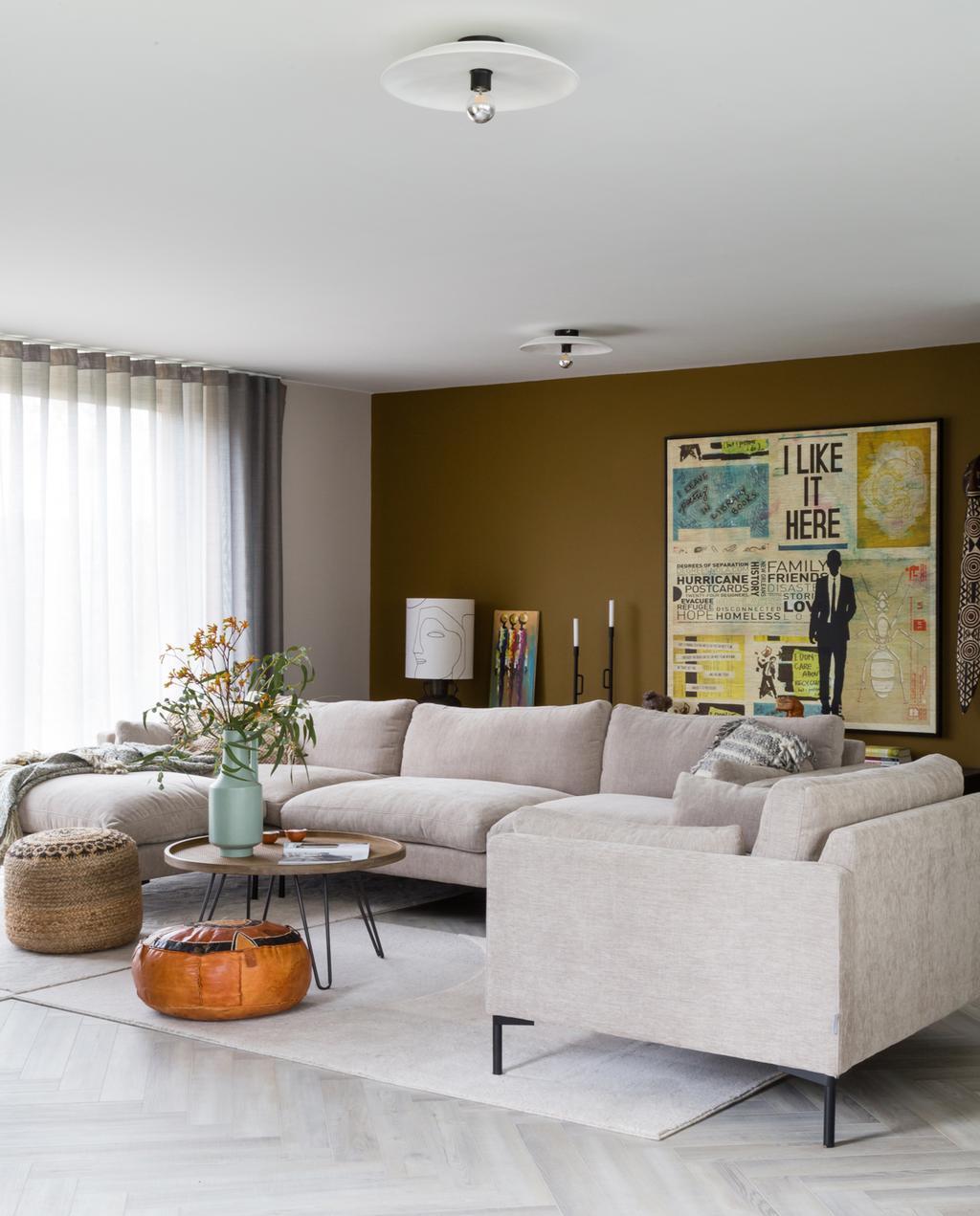 vtwonen weer verliefd op je huis | seizoen 12 aflevering 1 | Frans in Den Bosch | woonkamer