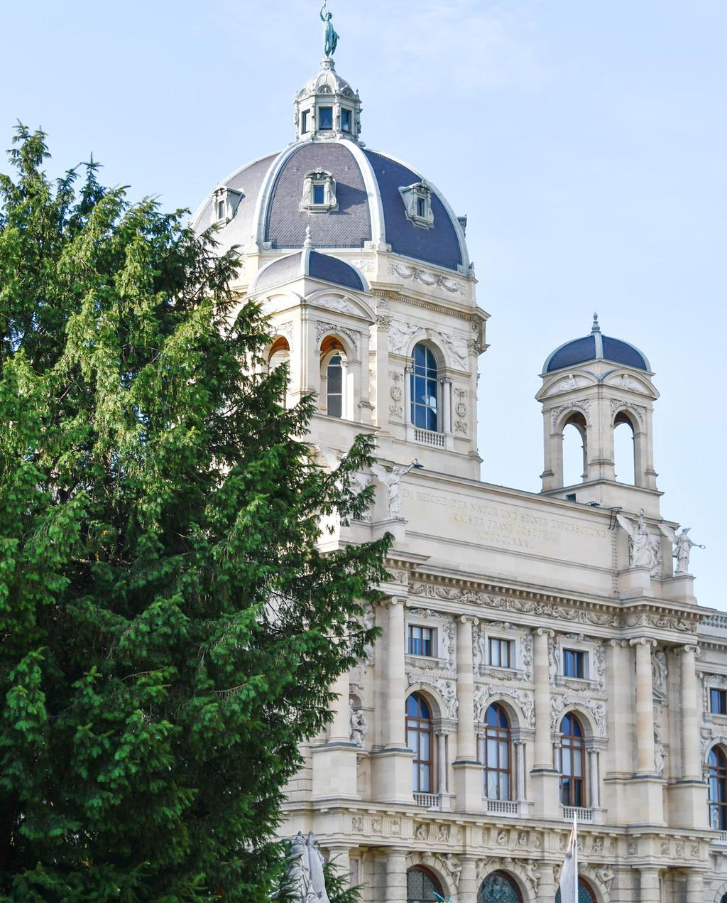 vtwonen 12-2019 | citytrip hotspot wenen voordeel citytrip Kunsthistorisch Museum