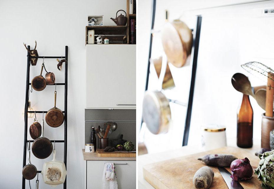 Styling: 5 ideeën voor de decoratie ladder