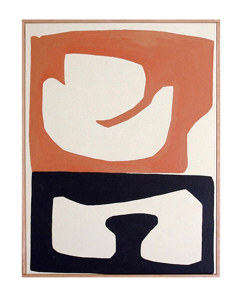 vtwonen 12-2020 | kunst Anne Olde Kalter roze met zwart