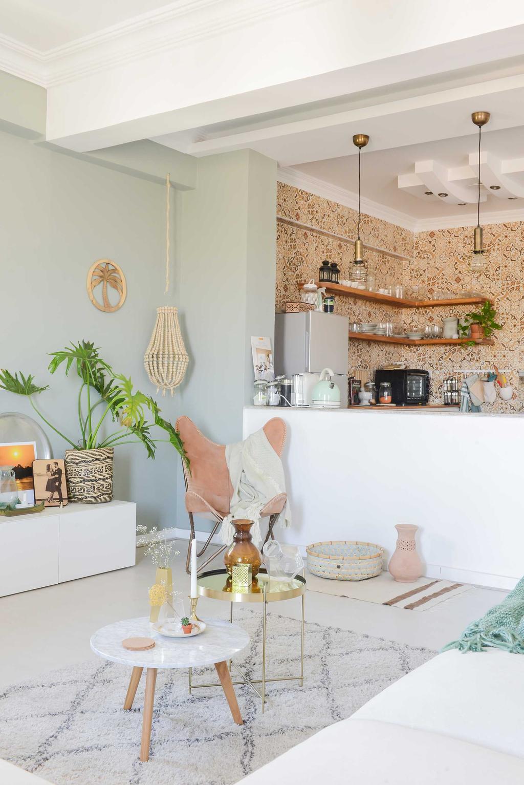 mediterraanse keukentegels