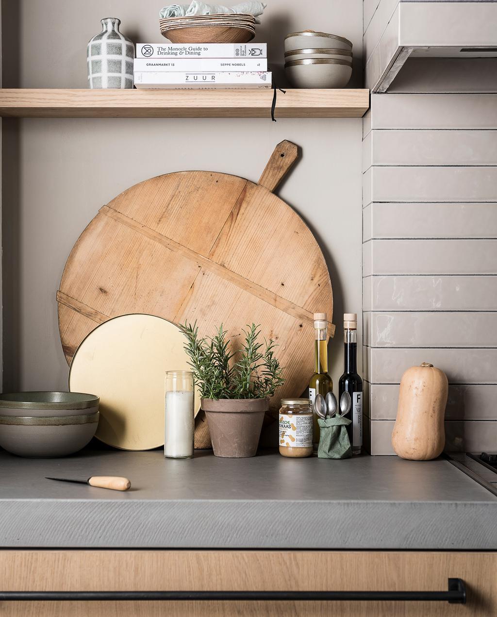 vtwonen 07-2017 | styling Danielle Verheul, fotografie Sjoerd Eickmans | keuken