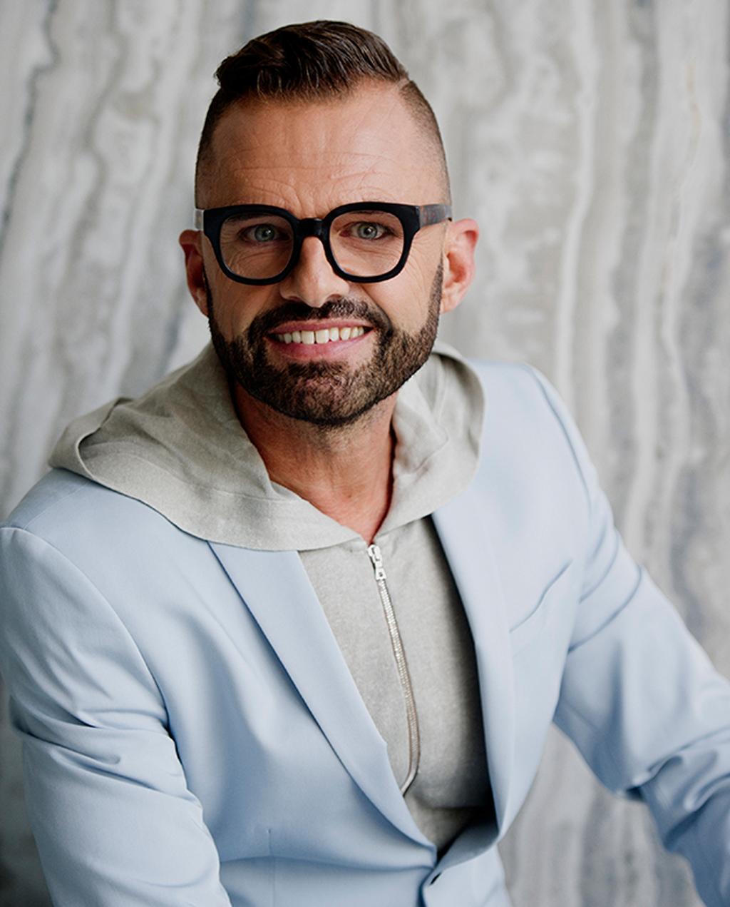 vtwonen weer verliefd op je huis | stylist Frans Uyterlinde