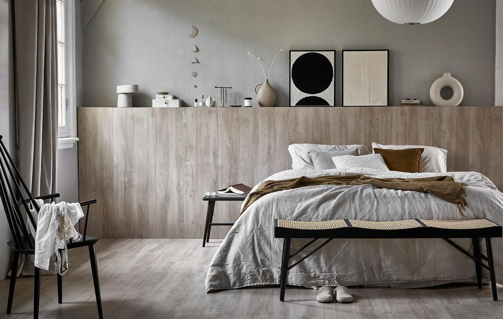 Slaapkamer | vtwonen laminaat collectie | 01-2021