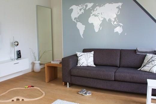 wereldkaart klein