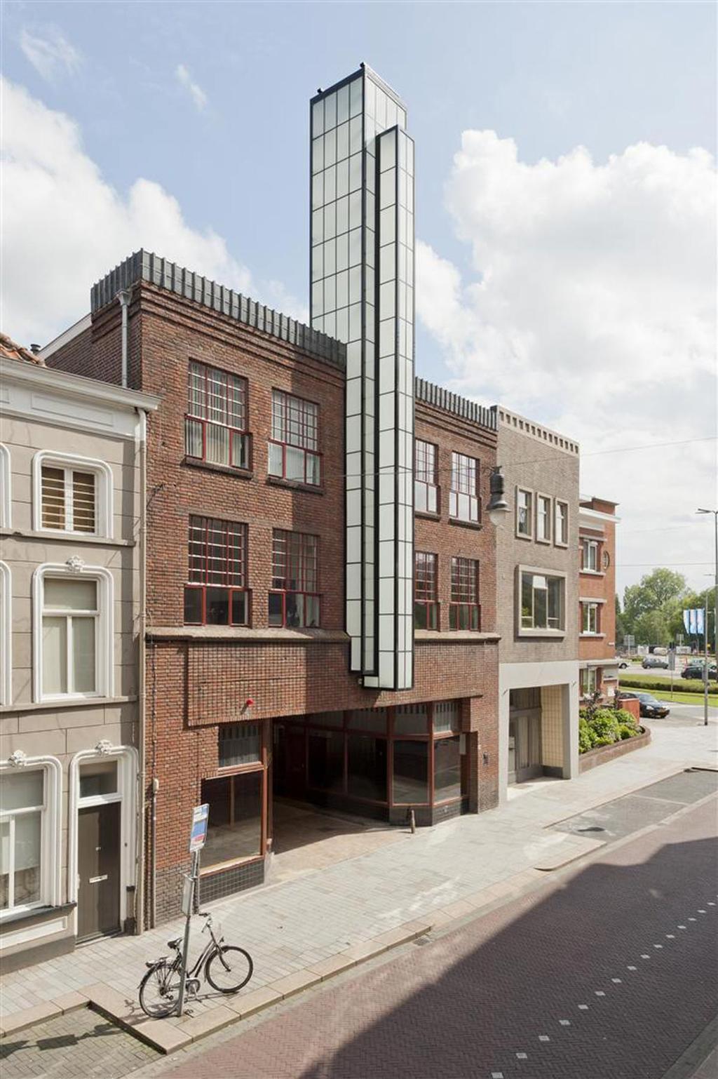 Hotspot in Den Bosch: MisterDesign.