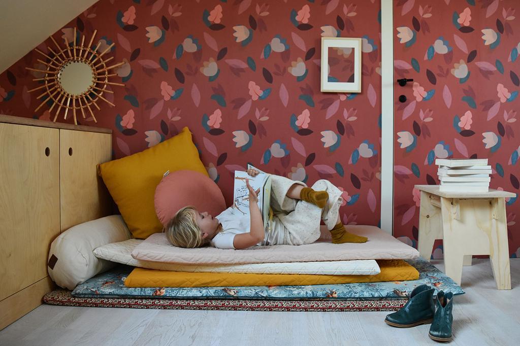 Interieur voor kids: matrasjes