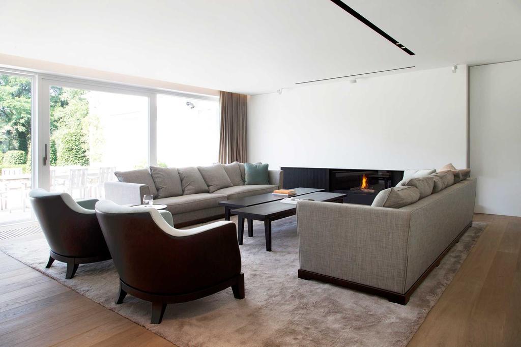 chaises salon banc design