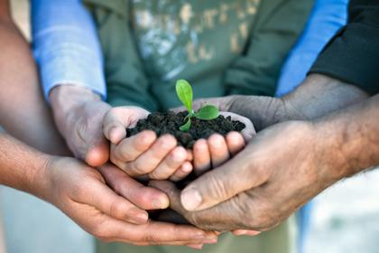 tuinieren met kids - bodemonderzoek