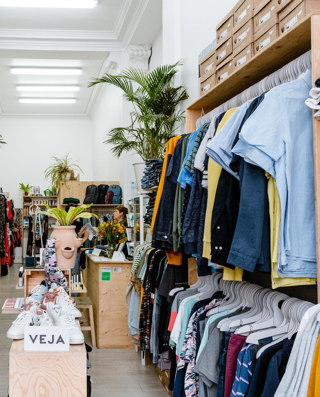 vtwonen 2-2020 | Gent kledingwinkel