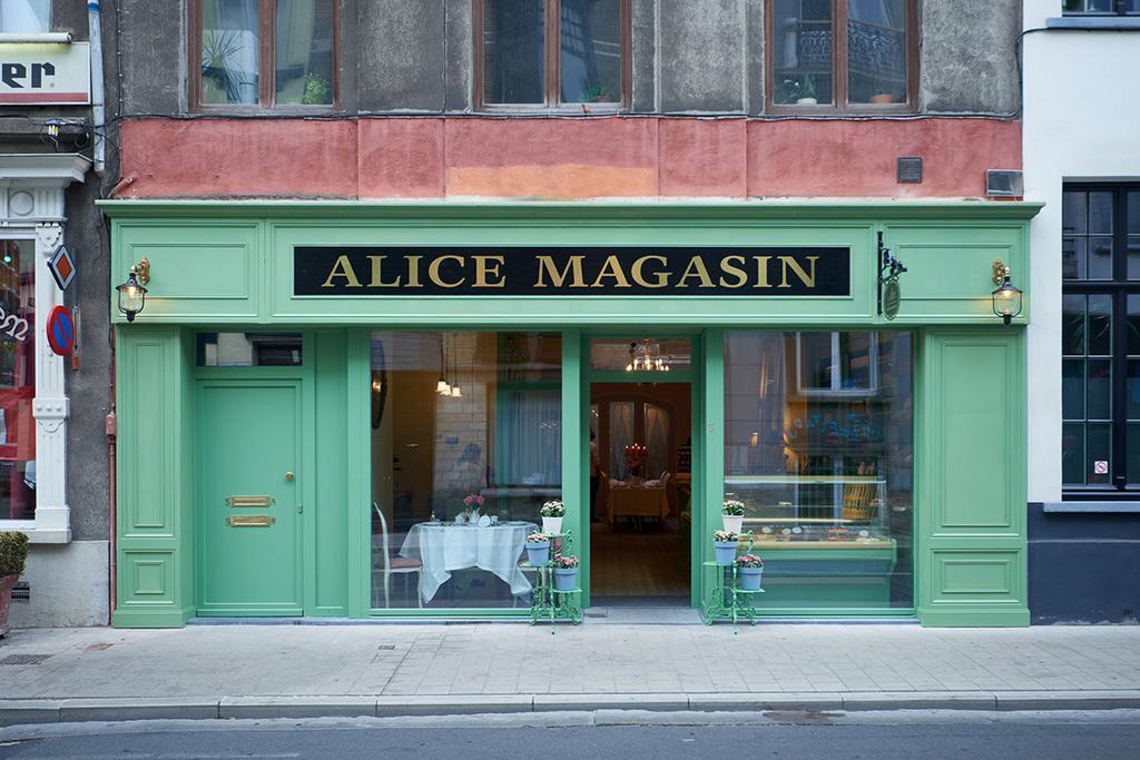 Alice Magasin patisserie in Gent