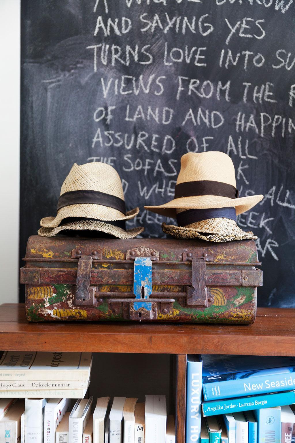 koffer ibiza familiehuis