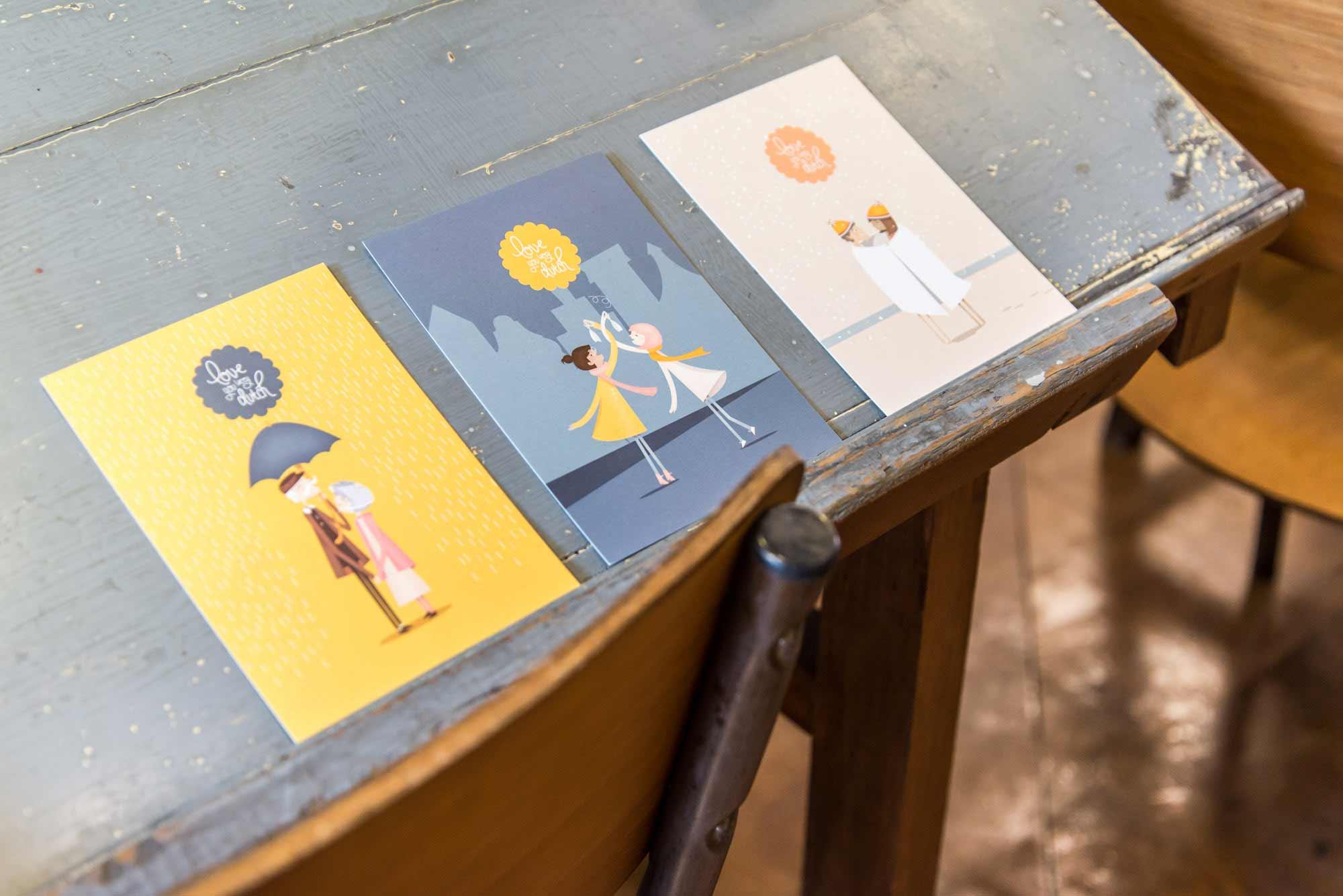 kaarten boekwinkel
