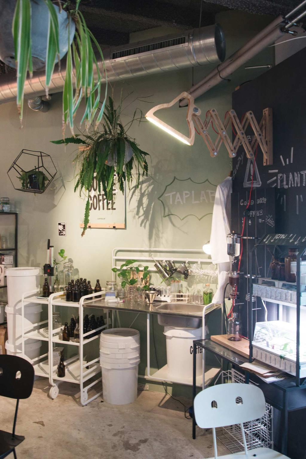 Coffee lab Eindhoven remade with love