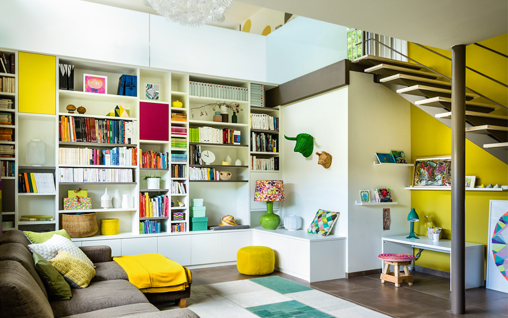 bibliotheque camber couleur