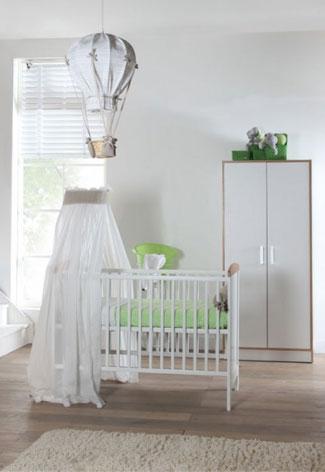 Goedkope babykamer