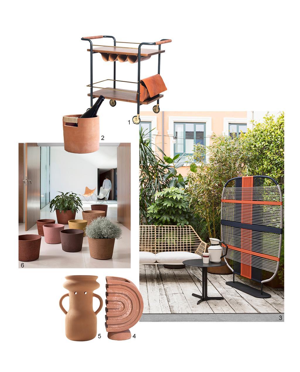 Le mobilier d'extérieur