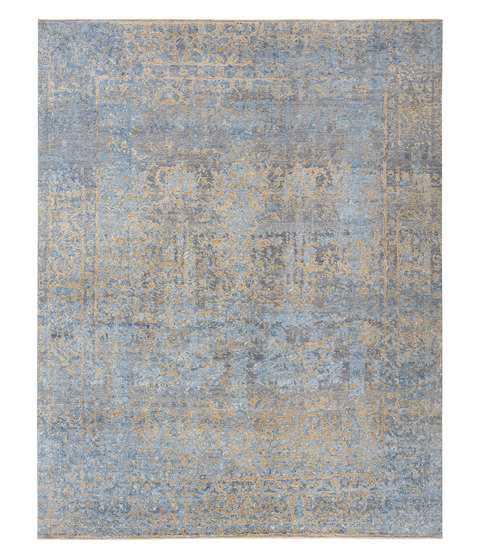 thibaut van renne elements smoked transitional blue goldh